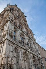 Klner Rathaus (Cologne Townhall) (mahesh.kondwilkar) Tags: germany cologne kln rathaus koeln avalon klnerrathaus kln avalonwza avalonwzaday6