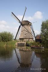 Kinderdijk (Rolandito.) Tags: holland netherlands windmill nederland windmills holanda bas paysbas pays kinderdijk niederlande