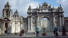Dolmabahe Palace - Istanbul (Matt@PEK) Tags: turkish istanbul dolmabahe palace
