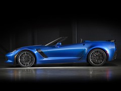 Chevrolet Corvette Stingray Convertible C7
