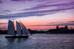 Sailing on Hudson River (beluga 7) Tags: sunset ny newyork canon river newjersey sailing hudsonriver canon6d