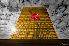 golden tower (png nexus) Tags: red tower rouge gold tour or nuage
