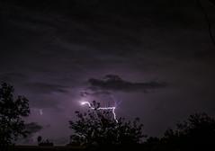 thunder   onweer (stevedh34) Tags: sky night nacht wolken denhaag lucht thunder weer onweer
