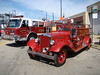 Scenes from the 2019 5-11 Muster. (Chicago Rail Head) Tags: oldnew fireapparatus fireengine firetruck oldclassics 1934 ondisplay demonstrations cfdtrucksinservice the511club chicagofireacademy firemuseumofgreaterchicago