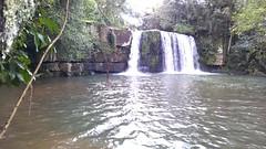 Finally the waterfalls