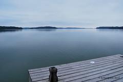 Wonderful view on midsummer day:) (Mwap38) Tags: bridge sea seascape water waterfront midsummer cloudy sweden calm balticsea stillness archipelago calmness waterscape