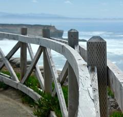 Curves (clairehintze) Tags: fence hff santacruzca westcliffdr nikond700 fencefriday