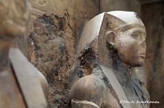King Neferhotep I (konde) Tags: statue ancient karnak hieroglyphs thebes naos middlekingdom nemes 13thdynasty neferhotepi