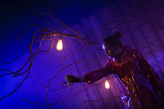 Tales from the Woods _ Production (SteMurray) Tags: show from school original ireland irish laura halloween lights design actors scary woods play tales theatre stage spooky upstairs horror karl production approved murray ste thriller gaiety honan scripts shiels steie stemurray