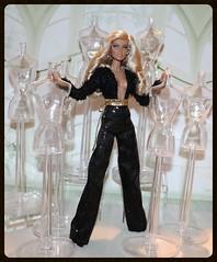 "Barbie 1/6 Mannequin Dress Forms w/ Trays (plastic) 11.5 "" (JennFL2) Tags: adoption sale barbie dress forms mannequins store front display diorama dioramas dolls figures poppy parker color infusion monroe jillian integrity mattel"