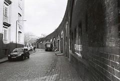 Pinchin Street (goodfella2459) Tags: street white black london history film analog 35mm jack nikon f65 crime 400 plus hp5 whitechapel milf ilford ripper pinchin