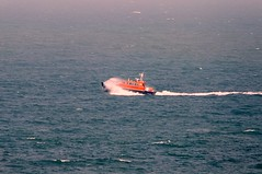 Strong To Save (crashcalloway) Tags: ocean sea coast kent lifeboat southcoast rnli broadstairs kingsgatebay