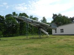 DB+127 Lockheed F-104G Starfighter (graham19492000) Tags: berlin lockheed starfighter f104g db127 gatowmuseum