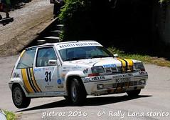 031-DSC_7023 - Renault 5 GT Turbo - 2000 - 4° J1 A - Zandona' Damiano-Stoppa Simone - Team Bassano S.S.D. (pietroz) Tags: 6 lana photo nikon foto photos rally piemonte fotos biella pietro storico zoccola 300s ternengo pietroz bioglio historiz