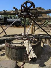 IMG_3148 (christeli_sf) Tags: deathvalley furnacecreek miningequipment scenicdrive