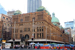 Queen Victoria Building QVB (clarkson_lee) Tags: sydney australia qvb queenvictoriabuilding australiaqvb
