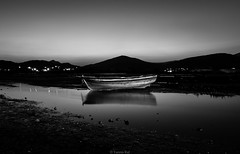 Dying there... (Yannis Raf) Tags: nightphotography abandoned night canon boat lowlight greece sigma1750f28 canoneos70d