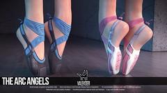 [VALE KOER] ARC ANGELS (VALE KOER) Tags: life ballet shoes mesh vale sl second vk koer kustom9