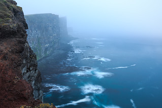 Látrarbjarg Cliffs - Western Fjords of Iceland