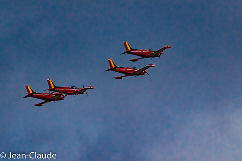 Bruxelles - Red Devils - Siai SF-260M Marchetti.