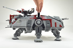 AT-TE10 (clebsmith) Tags: starwars lego walker