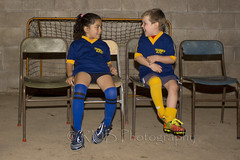 Test subjects: 2016 Thames Junior Football Club 01 (C & R Driver-Burgess) Tags: blue girls silly boys smile yellow socks wall kids children concrete stand coach uniform boots soccer young shirts sit block shorts manager