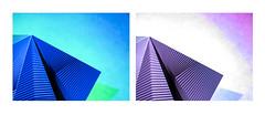 Printed Paper RGB-LED Study - Comp 11 (dnvsfn) Tags: lighting color art composition paper led rgb folding