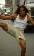 mestre kiki da bahia - ginga capoeira usa (branko_) Tags: new york city nyc usa capoeira da bahia kiki mestre ginga