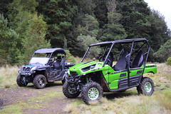 Magnet Township, Tasmania (paulledger81) Tags: outdoors offroad australia sidebayside utv teryx4le teryx4 kawasaki teryx cfmoto waratah magnet tasmania tarkine