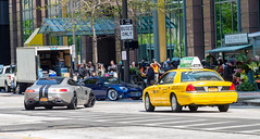 Fast & Furious 8 Filming 3 (jphenney) Tags: movie downtown cleveland filmproduction sportscars movieprops fastfurious fastandfurious8
