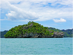 island08 (WiLL CWK) Tags: ocean travel trees sea sky green nature landscape island photography asia earth hills malaysia waters langkawi andaman waterscape