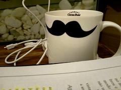 Bigodn!! (Jessy =)) Tags: bigode mug mustache copo caneca coisa