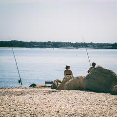 Fishing (bratli) Tags: fishing ny southold northfork long island{