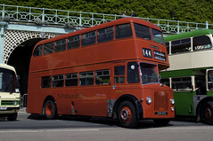 Midland Red Titan 05.05.2013 (CNThings) Tags: bus sussex brighton hove malvern titan worcester leyland londontobrighton commecial pd2 midlandred 4031 leylandtitan sha431
