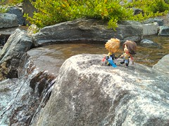 Love On the Falls (Dash Of Salt Photography) Tags: x squareenix finalfantasy tidus yuna ffx x2 ffx2 tradingarts