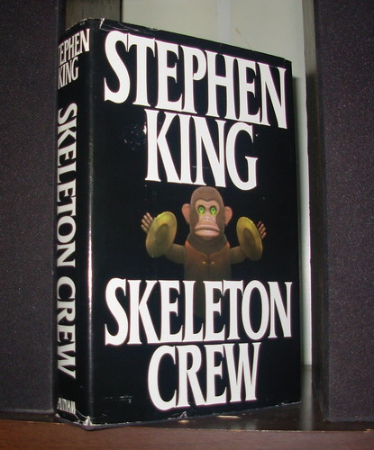 1st Edition Stephen King -Skeleton Crew 1985