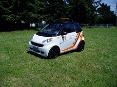 K&D Services Inc. Smart Car (trident2963) Tags: seattle smart car oregon portland washington construction traffic unique management smartcar services everett kd livery lightbar striping flaggers knd kdservices kndservices kdservicesinc trafficcontrolplans