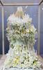 """Mixed Media Sculpture by Petah Coyne: Untitled #1378 (ZELDA, Alabama Slammer Series), 1997-2013"" / Galerie Lelong / Art Basel Hong Kong 2013 / SML.20130523.6D.13930 (See-ming Lee (SML)) Tags: china flowers urban sculpture hk plants art nature cn photography hongkong crazy candles mixedmedia events fineart silk photojournalism creativecommons wax 中国 wtf 花 城市 香港 自然 hkg journalism 植物 中國 6d artbasel 摄影 canon1740f4l 攝影 新聞 petahcoyne 2013 新聞攝影 ccby seeminglee alabamaslammer galerielelong canonef1740f4lusm canon6d smlprojects crazyisgood 李思明 smlfineart smluniverse canoneos6d smlphotography smlevents flickrstats:views=10000 abhk sml:projects=crazyisgood fl2fbp sml:projects=photojournalism sml:projects=nature sml:projects=smlfineart artbaselhongkong2013"
