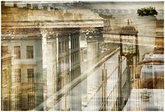 St. Petersburg / Architectural Stanzas (ruRivulet) Tags: city brown architecture stpetersburg photography artwork cityscape russia petersburg monochromatic rivulet spb питер санктпетербург петербург спб спетербург rurivulet