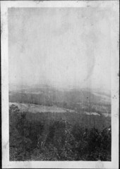 View from summit (Meyersdale Public Library) Tags: mountains hills 1910s 1916 summits imleralbum