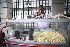 vendedorpopcornchile (Zuania Muñiz) Tags: chile street city santiago food man color car horizontal kids standing walking dessert happy town corn looking candy display sweet traditional small capital tasty sugar popcorn vendor treat behind bites typical custom peddler frontal seller salesman hawker select salesperson craving itinerant chilean coster cabritas variaty