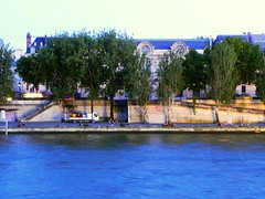 La Seine, Paris 13.06.2013 (charlieh0tel) Tags: paris france ex juni french juin frankreich casio 2013 fc100 charlieh0tel
