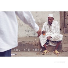 because i like it (kusalperera) Tags: africa portrait tanzania african streetlife oldman zanzibar fanta