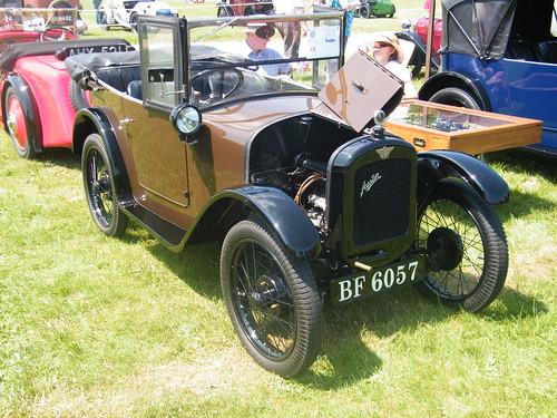 F2 - 1927 Austin Seven Type AD Tourer