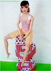 Jo (Michaela Unbehau Photography) Tags: jason scale fashion photography  barbie poppy 16 wu playhouse royalty parker michaela diorama crafting momoko unbehau