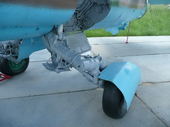 """MiG-23MLD (46) • <a style=""""font-size:0.8em;"""" href=""""http://www.flickr.com/photos/81723459@N04/9299252870/"""" target=""""_blank"""">View on Flickr</a>"""