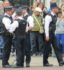 2013-061330H (bubbahop) Tags: uk greatbritain england london unitedkingdom guard ceremony palace changing buckingham policeman policemen ofthe 2013 europetrip28