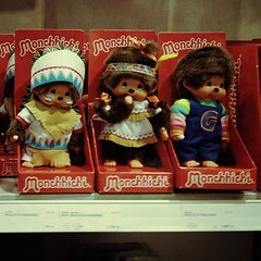 Monchhichi # #Japanese #stuffed #toy... (neg402) Tags: cute toy japanese 1974 stuffed doll monkeys matte monchhichi sekiguchi uploaded:by=flickstagram instagram:photo=3391072302137205562857545