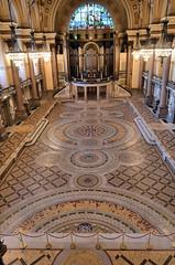 Minton Tiled Floor (Stephen Whittaker) Tags: saint st liverpool hall nikon floor pov georges minton tiled d5100 whitto27