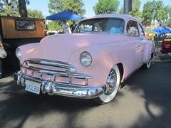 Chevrolet - 1949 (MR38.) Tags: pink chevrolet 1949